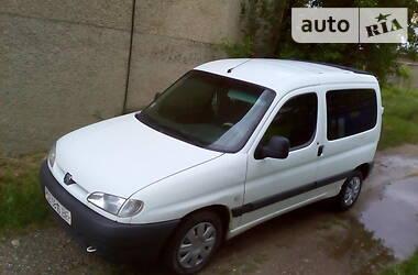 Peugeot Partner пасс. 2001 в Черновцах