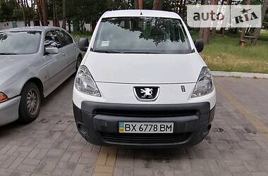 Peugeot Partner пасс. 2010 в Славуте