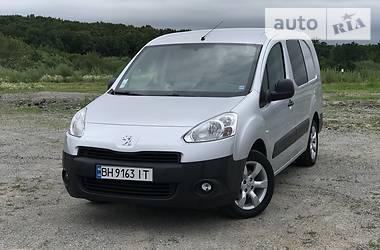 Peugeot Partner пасс. 2013 в Виннице
