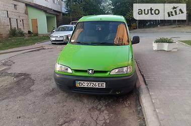 Peugeot Partner пасс. 1999 в Новояворовске