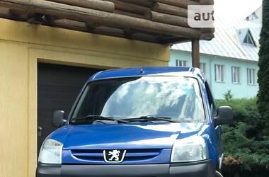 Peugeot Partner пасс. 2006 в Межгорье