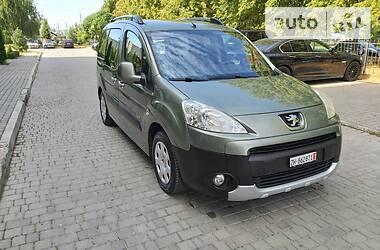 Peugeot Partner пасс. 2009 в Луцке