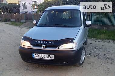 Peugeot Partner пасс. 2002 в Виноградове