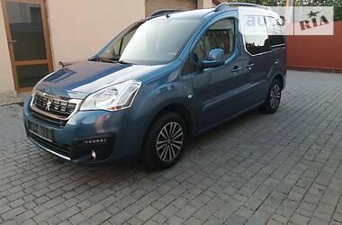 Peugeot Partner пасс. 2016 в Луцке