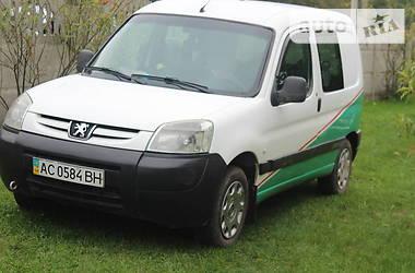 Peugeot Partner пасс. 2005 в Луцке