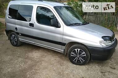 Peugeot Partner пасс. 2001 в Чорткове