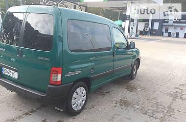 Peugeot Partner пасс. 2007 в Теребовле