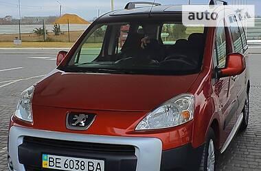 Peugeot Partner пасс. 2011 в Николаеве