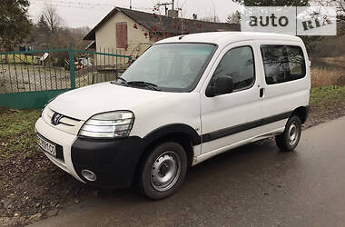 Peugeot Partner пасс. 2006 в Львове