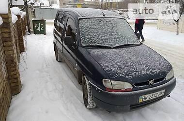 Peugeot Partner пасс. 2000 в Ровно