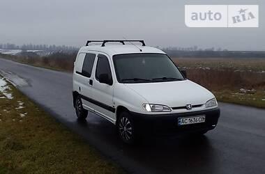 Peugeot Partner пасс. 2001 в Горохове