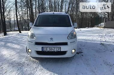 Peugeot Partner пасс. 2012 в Черновцах