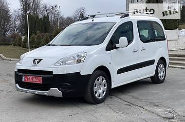 Peugeot Partner пасс. 2011 в Хмельницком