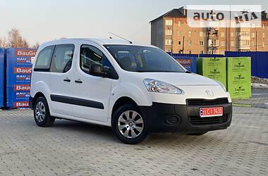 Peugeot Partner пасс. 2013 в Ивано-Франковске