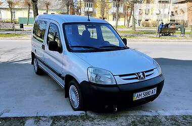 Peugeot Partner пасс. 2004 в Бердичеве