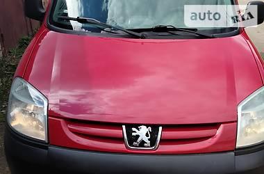 Минивэн Peugeot Partner пасс. 2005 в Житомире