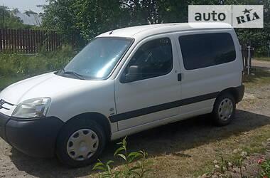 Минивэн Peugeot Partner пасс. 2005 в Вараше