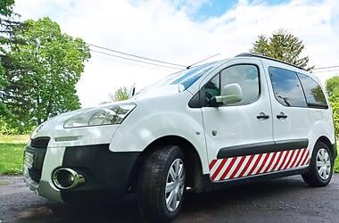 Универсал Peugeot Partner пасс. 2012 в Полтаве