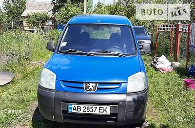Легковой фургон (до 1,5 т) Peugeot Partner пасс. 2005 в Виннице
