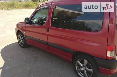 Легковой фургон (до 1,5 т) Peugeot Partner пасс. 2005 в Сарнах