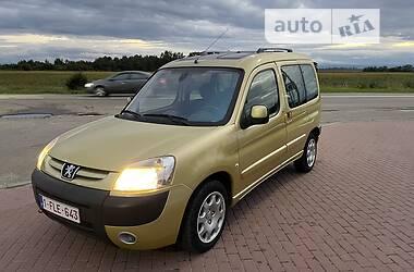 Минивэн Peugeot Partner пасс. 2007 в Стрые