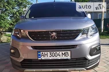Peugeot Rifter 2019 в Волновахе