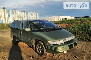 Pontiac Trans Sport 1990 в Киеве