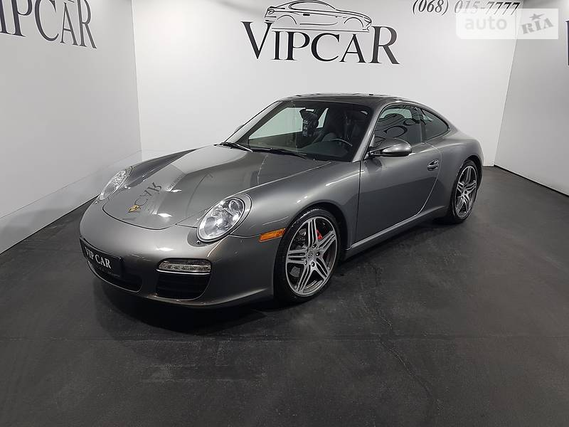 Porsche 911 2009 року