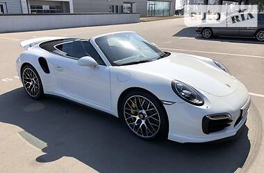 Кабриолет Porsche 911 2015 в Киеве
