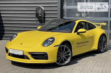 Купе Porsche 911 2021 в Одессе