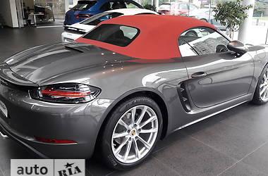 Porsche Boxster 2018 в Львове