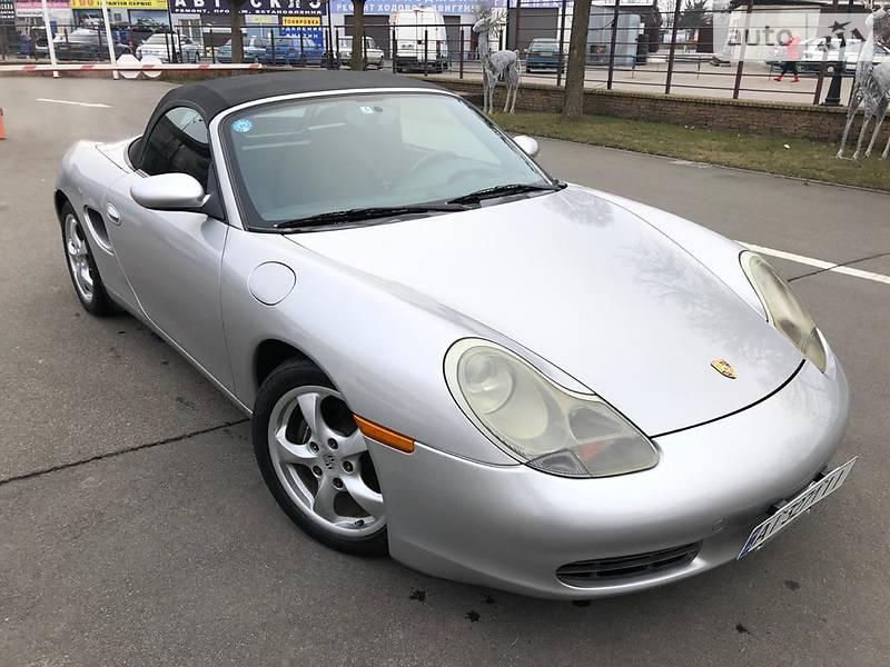 Porsche Boxster 2001 в Киеве