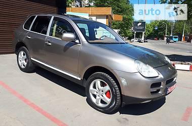 Porsche Cayenne 2004 в Одессе