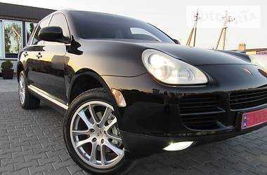 Porsche Cayenne 2004 в Тернополе