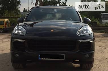 Porsche Cayenne 2015 в Белой Церкви