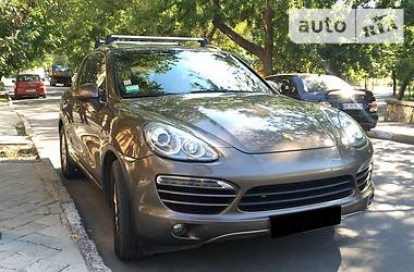Porsche Cayenne 2012 в Херсоне