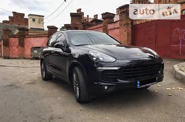 Porsche Cayenne 2017 в Черновцах
