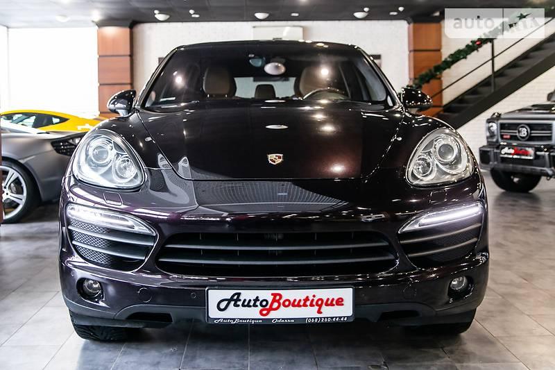 Porsche Cayenne 2010 года в Одессе