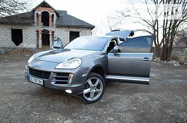 Porsche Cayenne 2009 в Черновцах