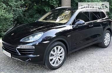 Porsche Cayenne 2012 в Черновцах