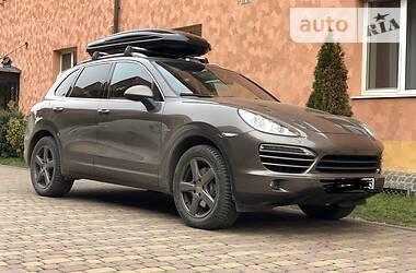 Porsche Cayenne 2012 в Ужгороде