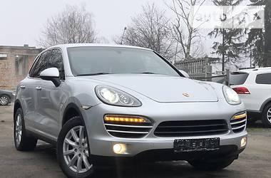 Porsche Cayenne 2011 в Тернополе