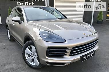 Porsche Cayenne 2018 в Киеве
