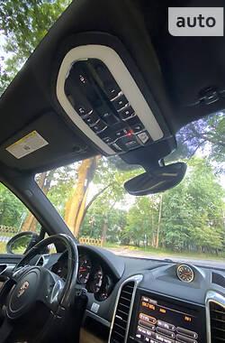 Внедорожник / Кроссовер Porsche Cayenne 2014 в Ивано-Франковске