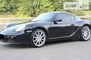 Купе Porsche Cayman 2008 в Львове