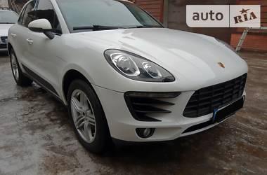 Внедорожник / Кроссовер Porsche Macan 2014 в Киеве