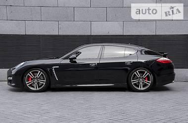 Porsche Panamera Turbo 4.8 2010