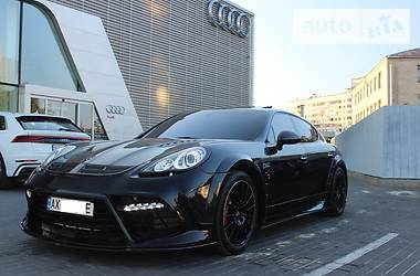 Porsche Panamera TURBO S MANSORY