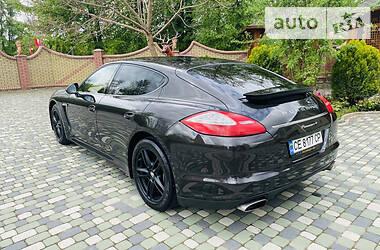 Другой Porsche Panamera 2012 в Черновцах