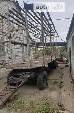 Для перевозки животных - прицеп ПТС 4 2010 в Любашевке
